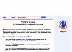 primeraescuela.com