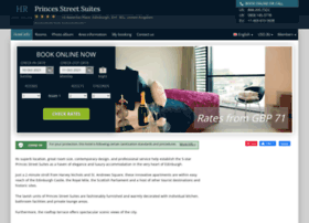 princessstreet-suites.hotel-rez.com