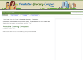 printable-grocery-coupon.com
