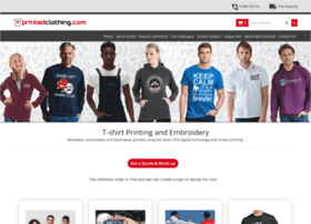 printedclothing.com