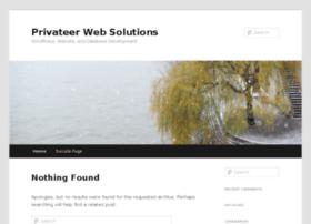 privateerwebsolutions.com