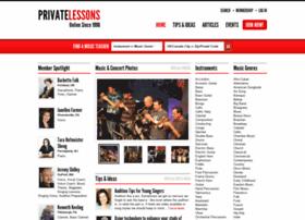 privatelessons.com