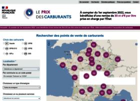 prix-carburants.gouv.fr