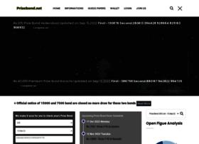prizebond.net