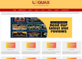 prizegames.loquax.co.uk