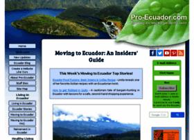 pro-ecuador.com