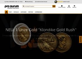 Proaurum.de