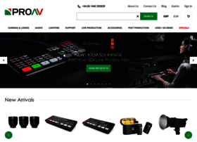 proav.co.uk