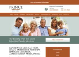 probateprince.lawoffice.com