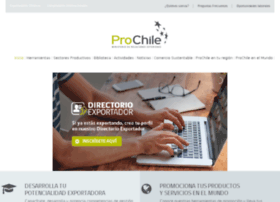 prochile.cl