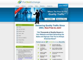 proclickexchange.com