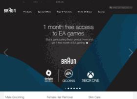 prodreg.braun.com