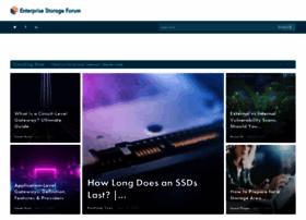 products.enterprisestorageforum.com