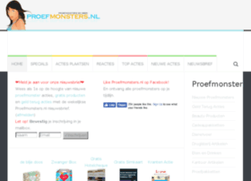 proefmonsters.nl