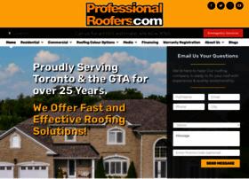 professionalroofers.com