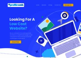 profilewebsites.co.uk