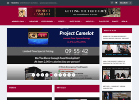 projectcamelotproductions.com