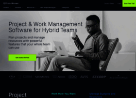 projectmanager.com