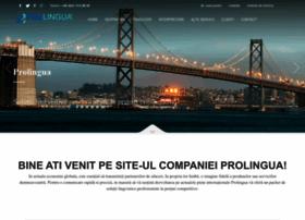 prolingua.ro