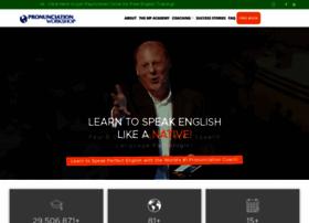 pronunciationworkshop.com