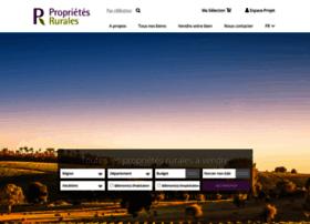 Proprietes-rurales.com