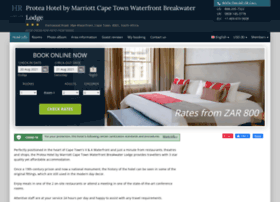 protea-breakwater-lodge.h-rez.com
