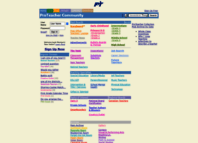proteacher.net