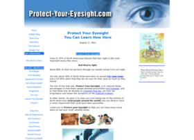 protect-your-eyesight.com