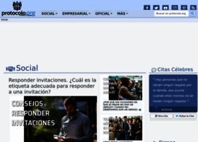 protocolo.org
