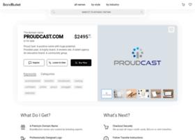 proudcast.com