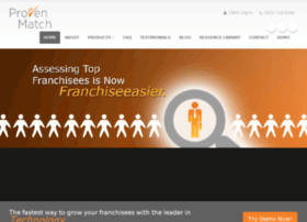 provenmatch.com