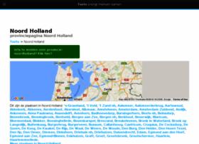 provincie-noordholland.toeto.com