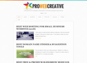 prowebcreative.com