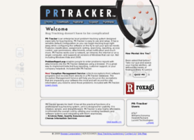 prtracker.com