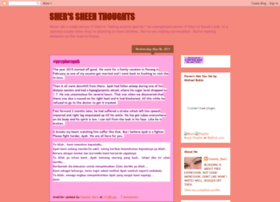 Pruplelillies.blogspot.com
