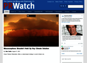 prwatch.org