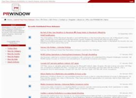 prwindow.com