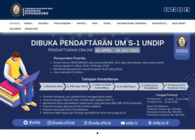 Pssb.undip.ac.id