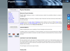psychic-revelation.com