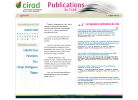 publications.cirad.fr