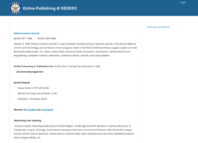 publications.drdo.gov.in
