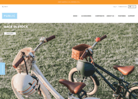 publicbikes.com