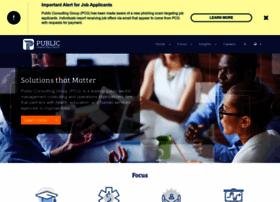 publicconsultinggroup.com
