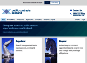 publiccontractsscotland.gov.uk
