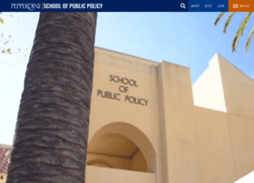 publicpolicy.pepperdine.edu