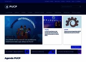 pucp.edu.pe