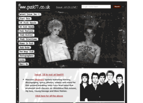 punk77.co.uk