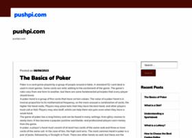 pushpi.com