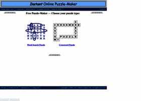 puzzle-maker.com