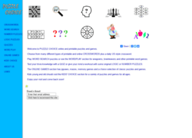 puzzlechoice.com